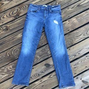 Banana Republic Straight Cut Jeans